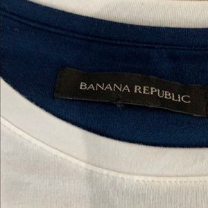 Banana Republic Shorts - 🔴 Sale-Banana Republic white long sleeve